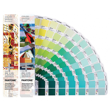 Pantone Color Bridge Coated & Uncoated set