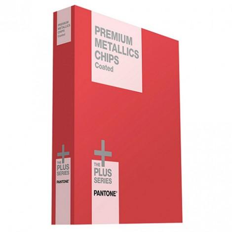 Pantone Premium Metallics Chips Coated