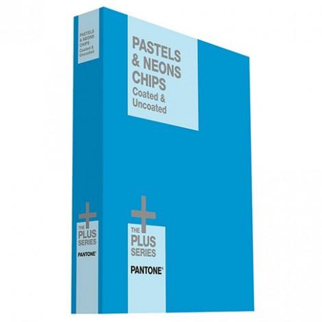 Pantone Plus Series Pastels & Neons Chips