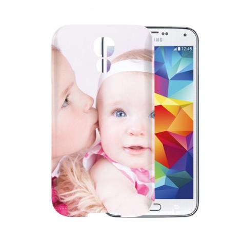 Cover 3d sublimatica per Samsung Galaxy S5 mini - Confezione 10 pezzi