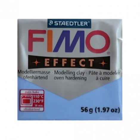 FIMO EFFECT BLU AGATA 386 - 56 GR