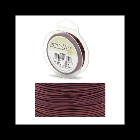 Filo Artistic Wire Marrone Ø 0.64mm - 13.7m