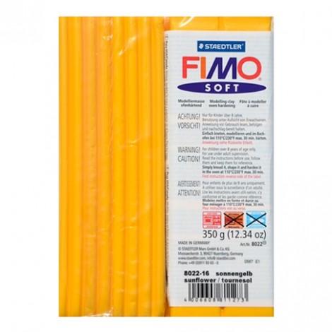 FIMO SOFT GIALLO GIRASOLE 16 350 GR