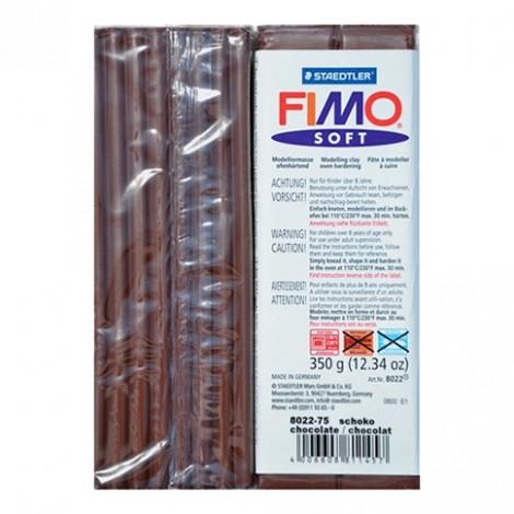 FIMO SOFT CIOCCOLATO 75 - 350 GR
