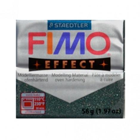FIMO EFFECT METALLICO VERDE OPALE 58 - 56 GR
