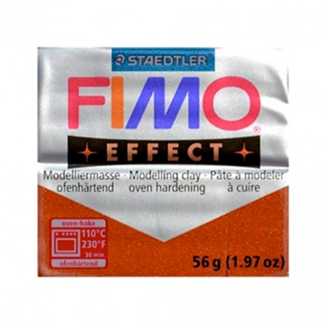 FIMO EFFECT RAME METALLICO 27 - 56 GR