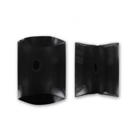 Scatolina regalo in cartoncino nero 7x7.5x2.3