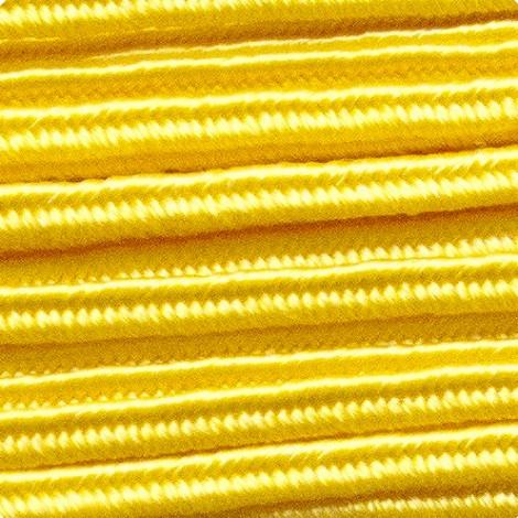 Fettuccia soutache giallo