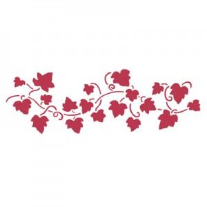 Stencil mascherina Stamperia Edera per decoupage