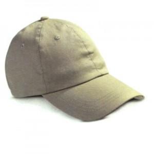 Cappellino da Baseball con elastico interno, 6 pannelli. Confezione da 10 pezzi.