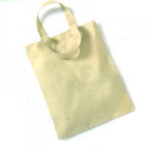 Borsa in cotone Mini Promo Tote. Confezione da 25 pezzi.