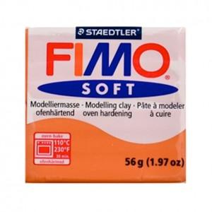 FIMO SOFT COGNAC 76 - 56 GR