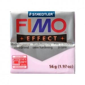 FIMO EFFECT CRISTAL ROSA QUARZO 206 - 56 GR