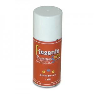 Fissante spray protettivo per decoupage