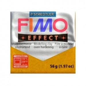 FIMO EFFECT GLITTER ORO 112 - 56 GR