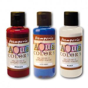 Tinte Naturali Aquacolor - 24 tonalità