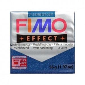 FIMO EFFECT BLU ZAFFIRO METAL. 38 - 56 GR