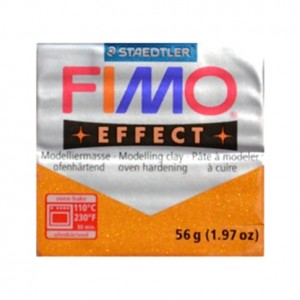 FIMO EFFECT METALLIC ORO 11 - 56 GR