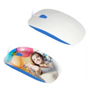 Mouse per sublimazione 3D - Blu