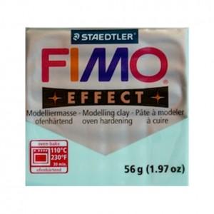 FIMO EFFECT PASTELLO MENTA 505 - 56 GR