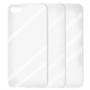 Piastrina bianca di ricambio per cover - Samsung Galaxy S4 Mini