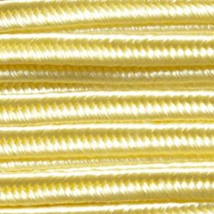 Fettuccia soutache giallo chiaro