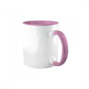 Tazza Colorata Rosa - Confezione da 12 Pezzi
