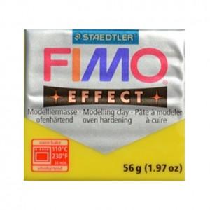 FIMO EFFECT TRASPARENTE GIALLO 104 - 56 GR