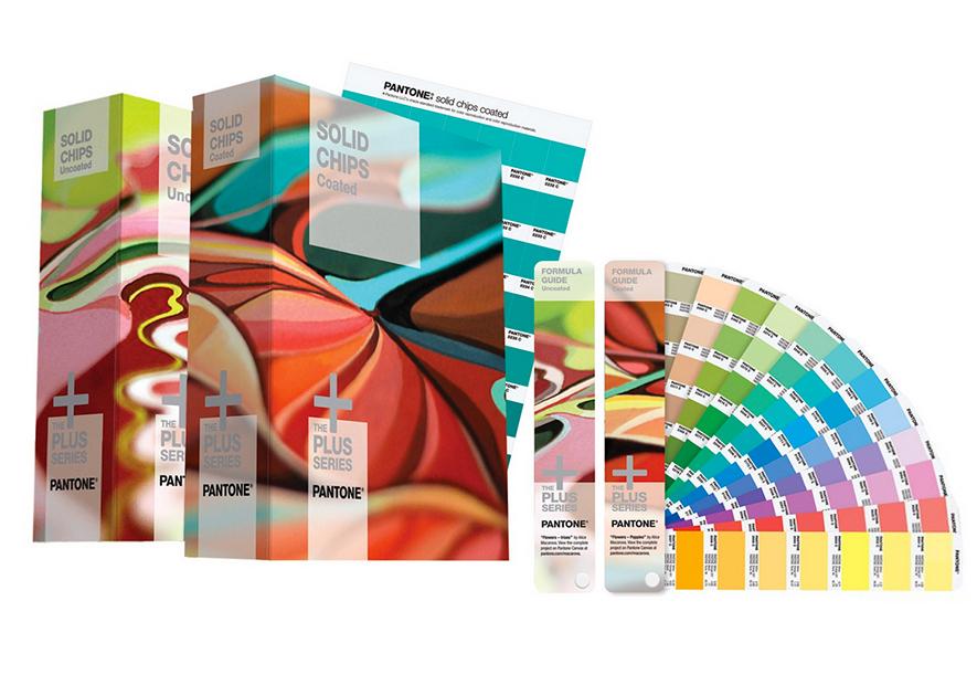 Pantone Solid Color Set