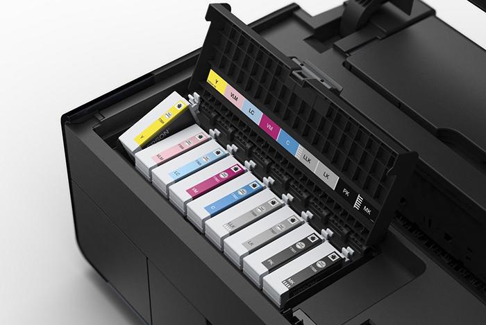 Stampante Epson SureColor SC-P600_inchiostri