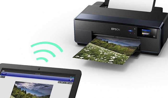 Stampante Epson SureColor SC-P600_wifi