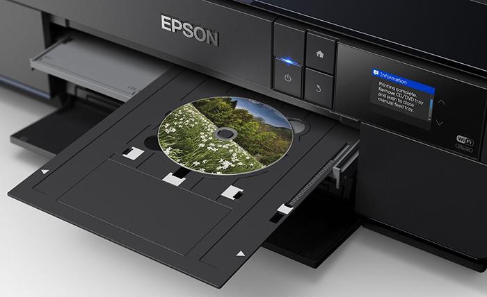 Stampante Epson SureColor SC-P600_stampa cd