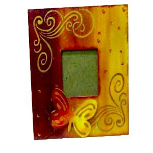 Portafoto stencil