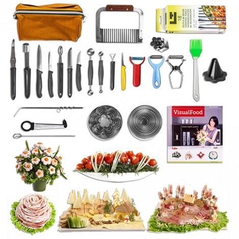 Kit Completo Visual Food