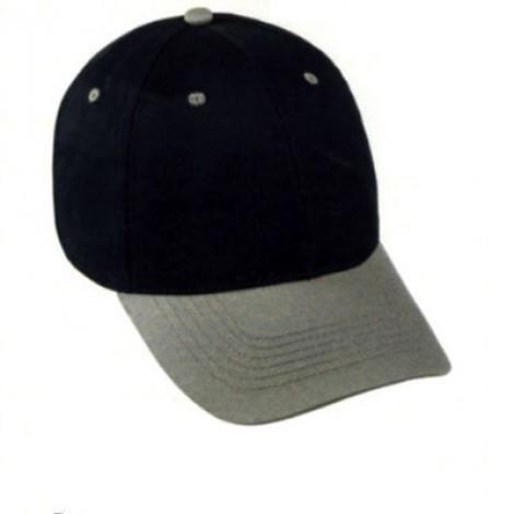 Cappellino da Baseball 6 pannelli. Confezione da 10 pezzi.