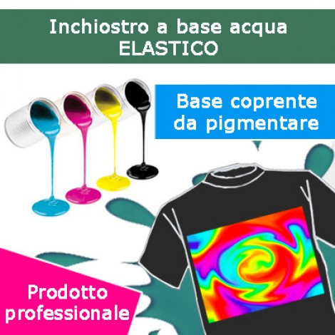 Inchiostro Aquatech Base Coprente