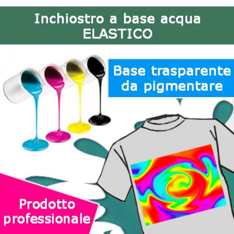 Inchiostro Aquatech Base Trasparente