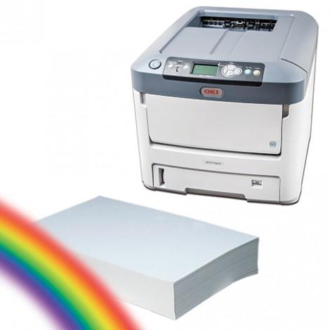 Sistema DIGISERI - Carta transfer per stampanti laser
