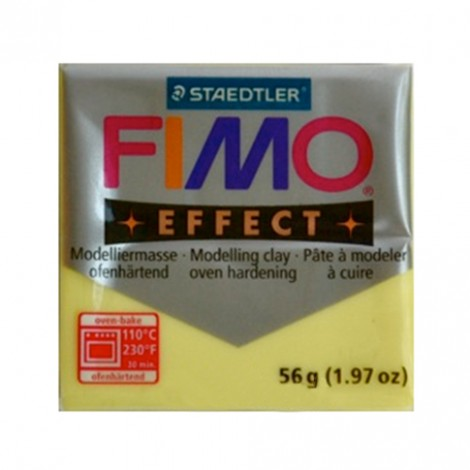 FIMO EFFECT CITRINE QUARTZ 106 - 56 GR