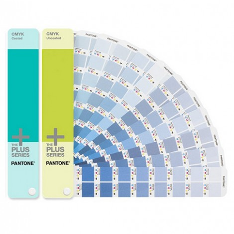 Pantone CMYK Coated & Uncoated Set