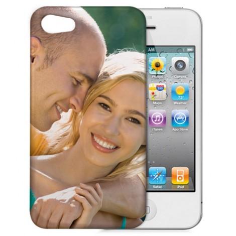 Cover 3D Glossy - IPhone 4, 4 S - Confezione 5 pezzi