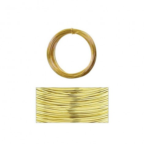 Filo Bead Smith Oro - Ø 2mm - 12 mt