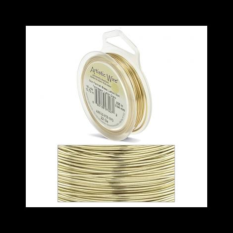 Filo Artistic Wire Oro - Ø 1.02mm - 9m