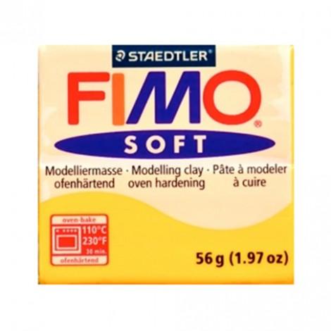 FIMO SOFT GIALLO GIRASOLE 16 - 56 GR