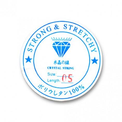 Filo di nylon elastico trasparente per bigiotteria