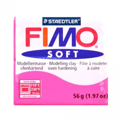 FIMO SOFT LAMPONE 22 - 56 GR