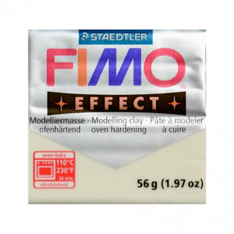 FIMO EFFECT LUMINESCENTE 04 - 56 GR