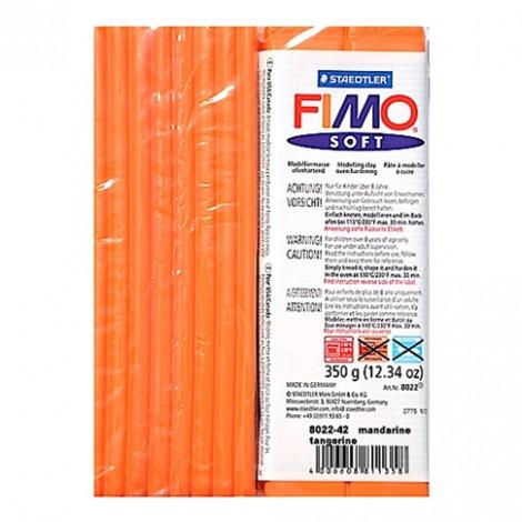 FIMO SOFT ARANCIO 42 - 350 GR