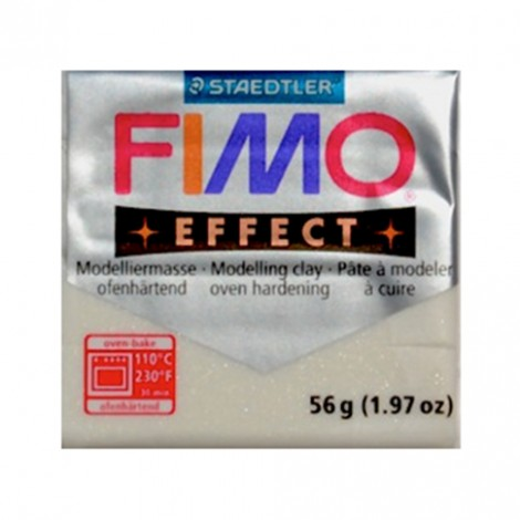 FIMO EFFECT METALLIC PERLA 08 - 56 GR