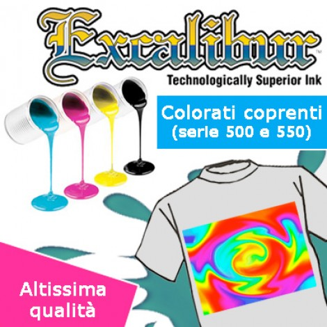 Excalibur Colorati Coprenti